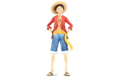 Statuette - One Piece - Grandista Grandline Men Monkey D Luffy