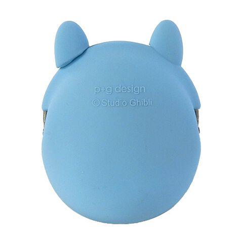 Porte-monnaie Ghibli - Mon Voisin Totoro - Totoro Bleu Silicone