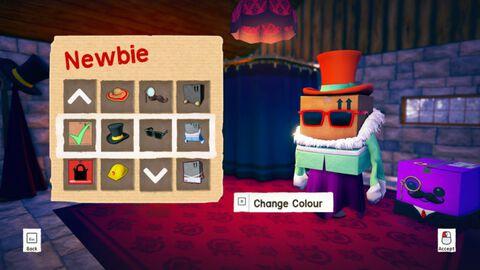Unbox : Newbies's Adventure