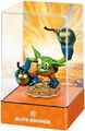 Figurine Skylanders Superchargers Eon's Elite Boomer Exclu Mm
