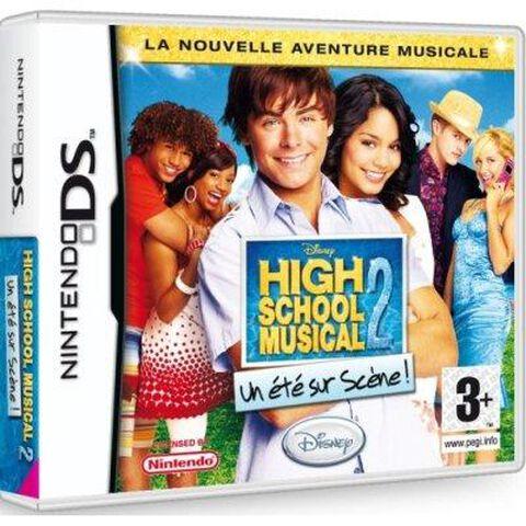 High School Musical 2, Un Eté Sur Scène