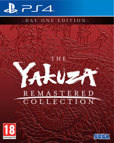The Yakuza Remastered Day One Edition