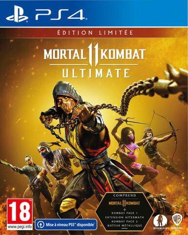 Mortal Kombat 11 Ultimate Édition Limitée