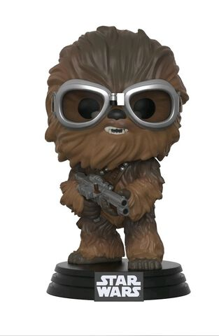 Figurine Funko Pop! N°239 - Star Wars Solo - Série 1 Chewbacca