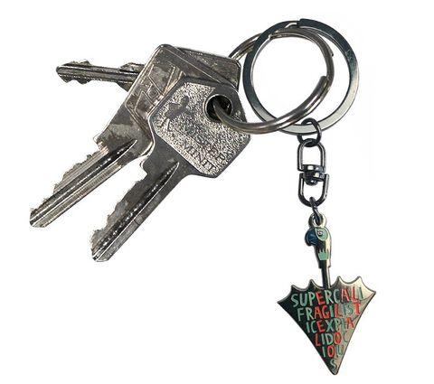 Porte-clés - Mary Poppins - Parapluie