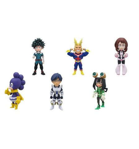 Figurine World Collectable - My Hero Academia - Assortiment Vol.2