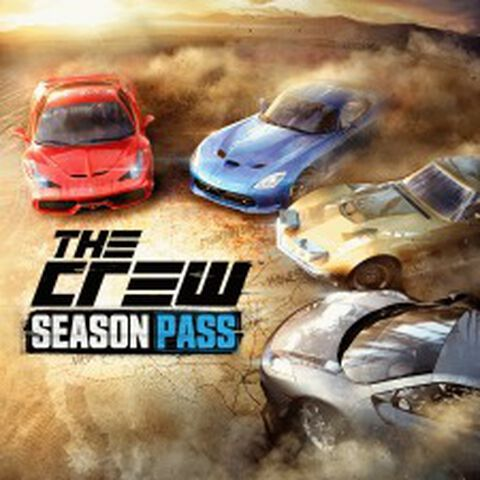 Season Pass - The Crew - PS4