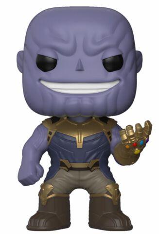 Figurine Funko Pop! N°289 - Avengers Infinity War - Thanos