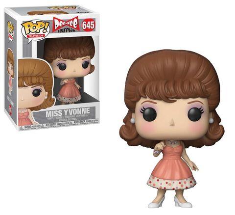 Figurine Funko Pop! N°645 - Pee-wee's Playhouse - Miss Yvonne