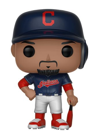 Figurine Funko Pop! N°18 - Major League Baseball Saison 3 - Francisco Lindor