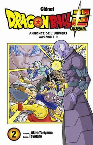 Manga - Dragon Ball Super - Tome 02