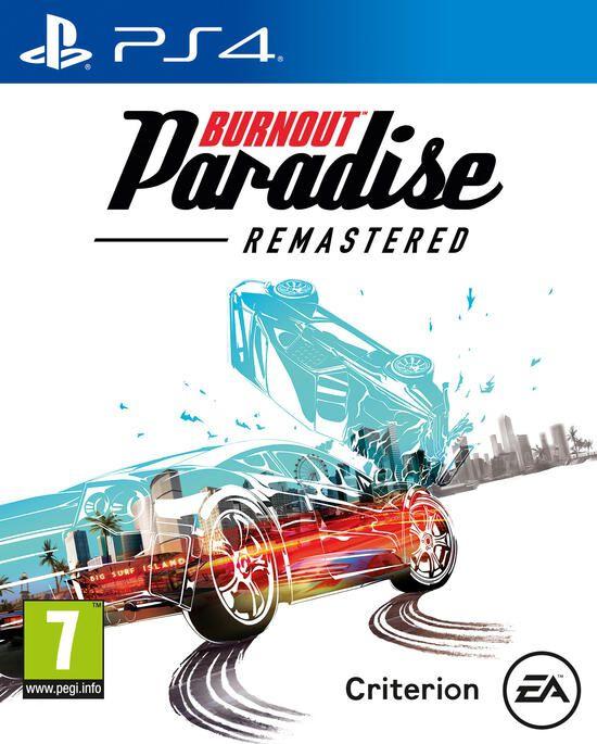 Burnout Legends - PSP