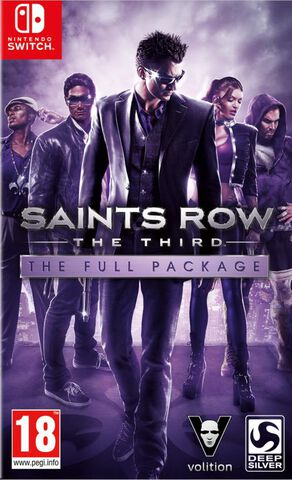 Saints Row The Third : The Full Package