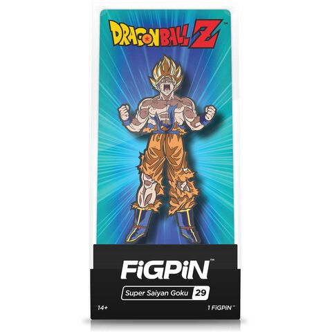 Figpin N°29 - Dragon Ball Z - Super Saiyan Goku