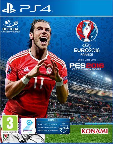 UEFA EURO 2016 - Pro Evolution Soccer