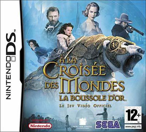 A La Croisee Des Mondes, La Boussole D'or