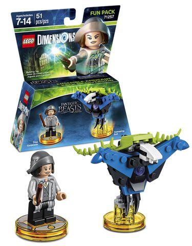 Pack Heros LEGO Dimensions Fantastic Beasts