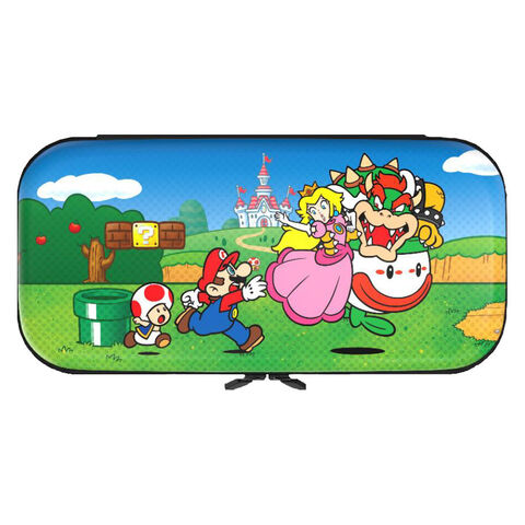 Kit De Protection Mushroom Kingdom Switch Lite
