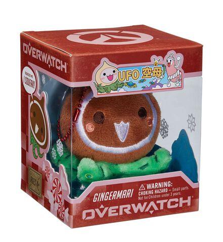 Peluche - Overwatch - Micro Pachimari Christmas