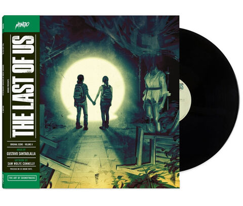 Vinyle The Last Of Us Vol Two