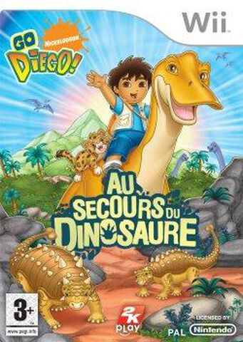 Diego Sauve Le Dinosaure
