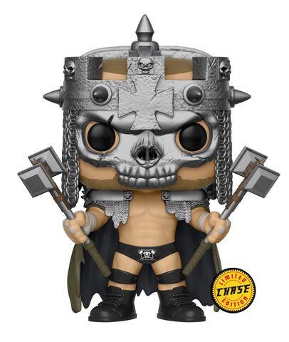 Figurine Funko Pop! N°52 - Wwe - S8 Triple H Skull King (c)