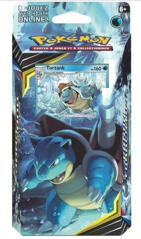 Starter Pokemon - Blister - Soleil Et Lune - Duo De Choc