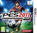 Pro Evolution Soccer 2011 3d (pes)