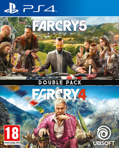 Compil Far Cry 4 + Far Cry 5