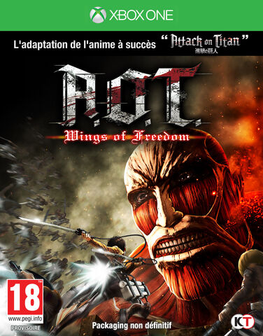 A.O.T. Attack on Titan : Wings of Freedom