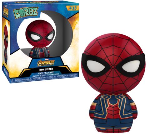 Figurine Dorbz N°433 - Avengers Infinity War - Iron Spider