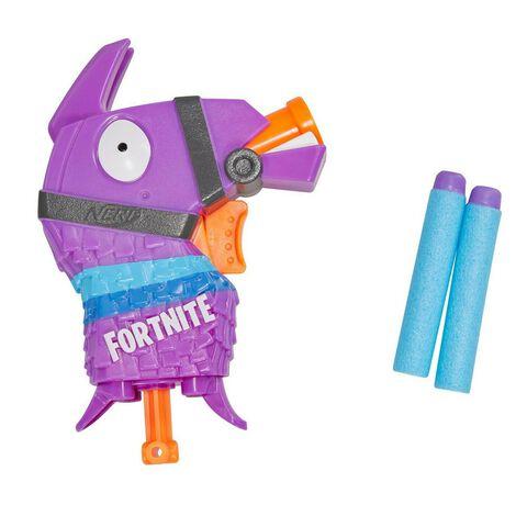 Nerf - Fortnite Microshots - Llama