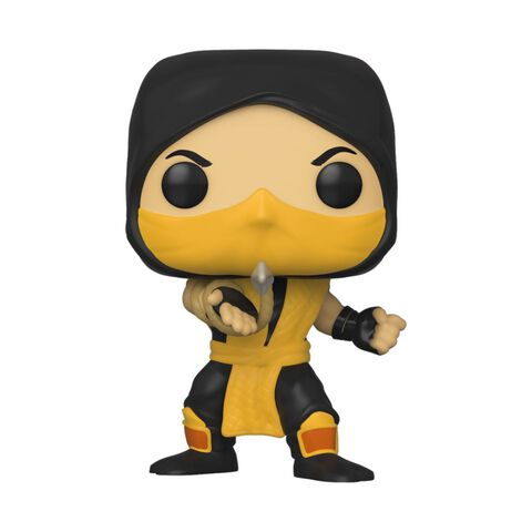 Figurine Funko Pop! N°537 - Mortal Kombat - Scorpion