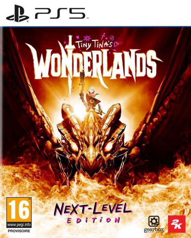 Tiny Tina's Wonderlands Edition Next-level