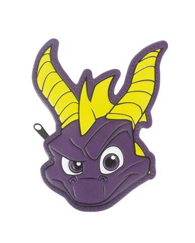 Porte-monnaie - Spyro - Visage