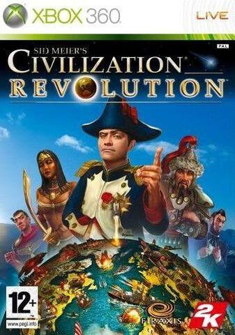 Sid Meier's Civilization, Revolution
