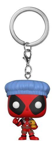 Porte-clés - Deadpool - Pop Playtime Deadpool Bain