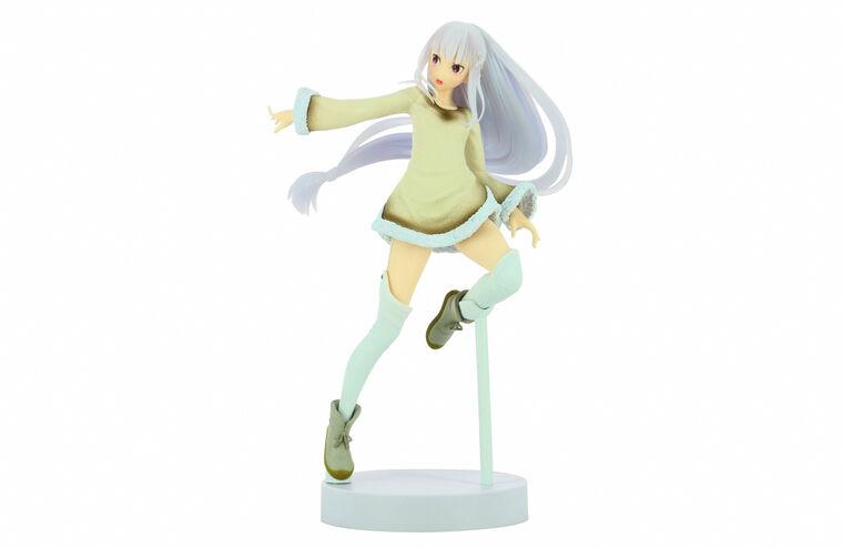 Figurine Espresto - Re: Zero - Furry Materials Emilia