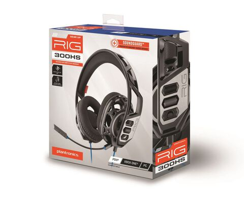 Casque Gaming - Plantronics - Rig 300HS filaire