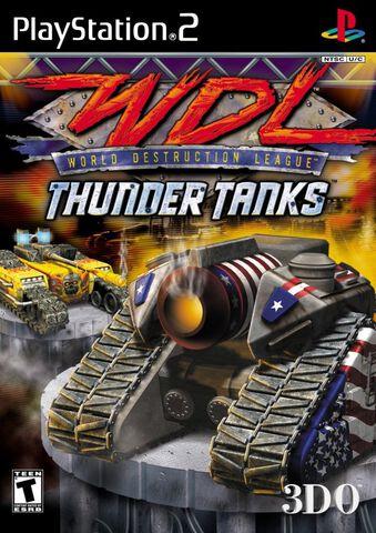 WDL World Destruction League - Thunder Tanks
