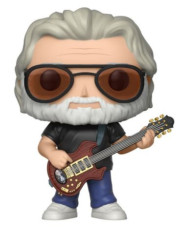 Figurine Funko Pop! N°61 - Jerry Garcia