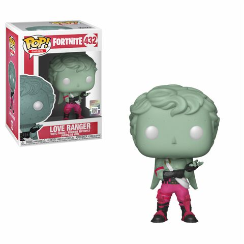 Figurine Funko Pop! N°432 - Fortnite - Love Ranger