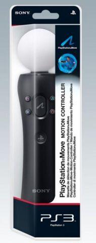 Manette De Detection De Mouvements Playstation Move