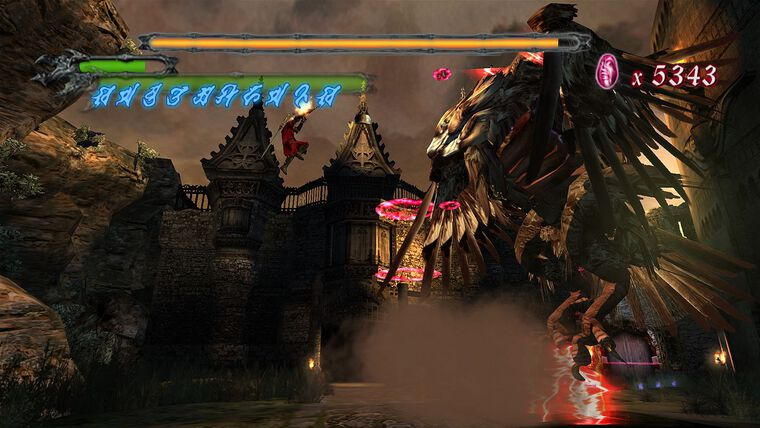 DMC Devil May Cry HD Collection - Jeu complet - Version digitale