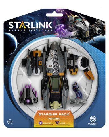 Figurine Starlink Pack Vaisseaux Nadir Toys