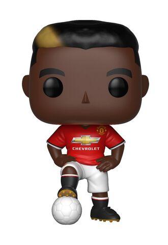 Figurine Funko Pop! N°04 - English Premier League - Manchester United Paul Pogba