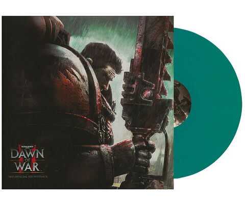 Vinyle Warhammer 40000 Dawn Of War 2 (original Soundtrack)