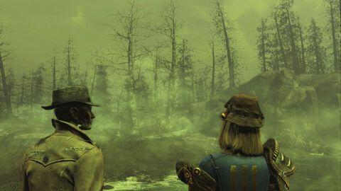 DLC - Fallout 4 : Far Harbor - PS4