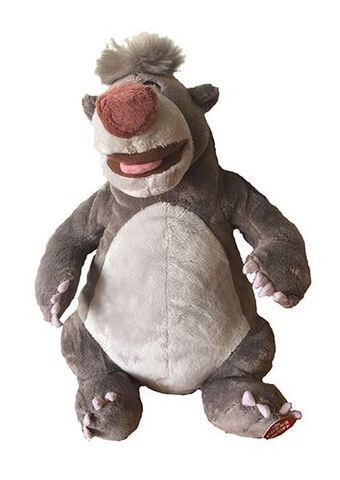 Peluche - Disney - animée et dansante Baloo 30 cm