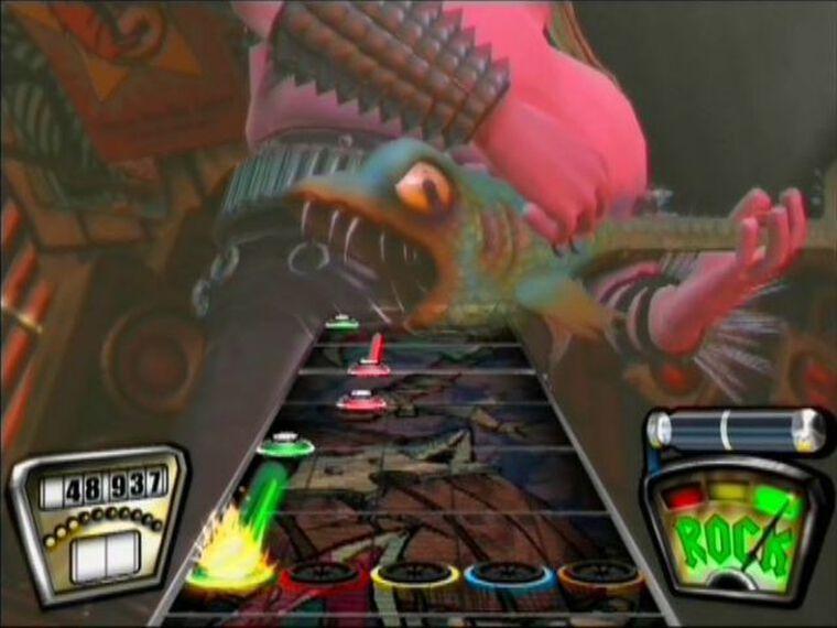 Guitar Hero 2 + Guitare Sg Controller